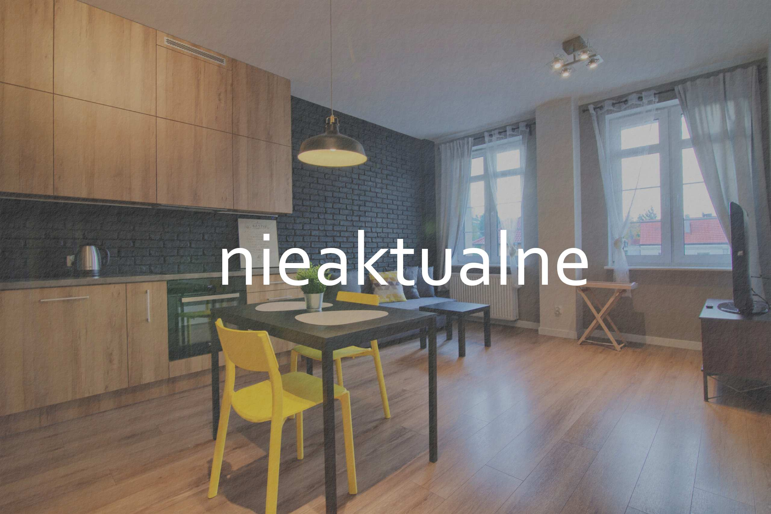Mieszkanie z osobną sypialnią i balkonem przy Janosika 8.