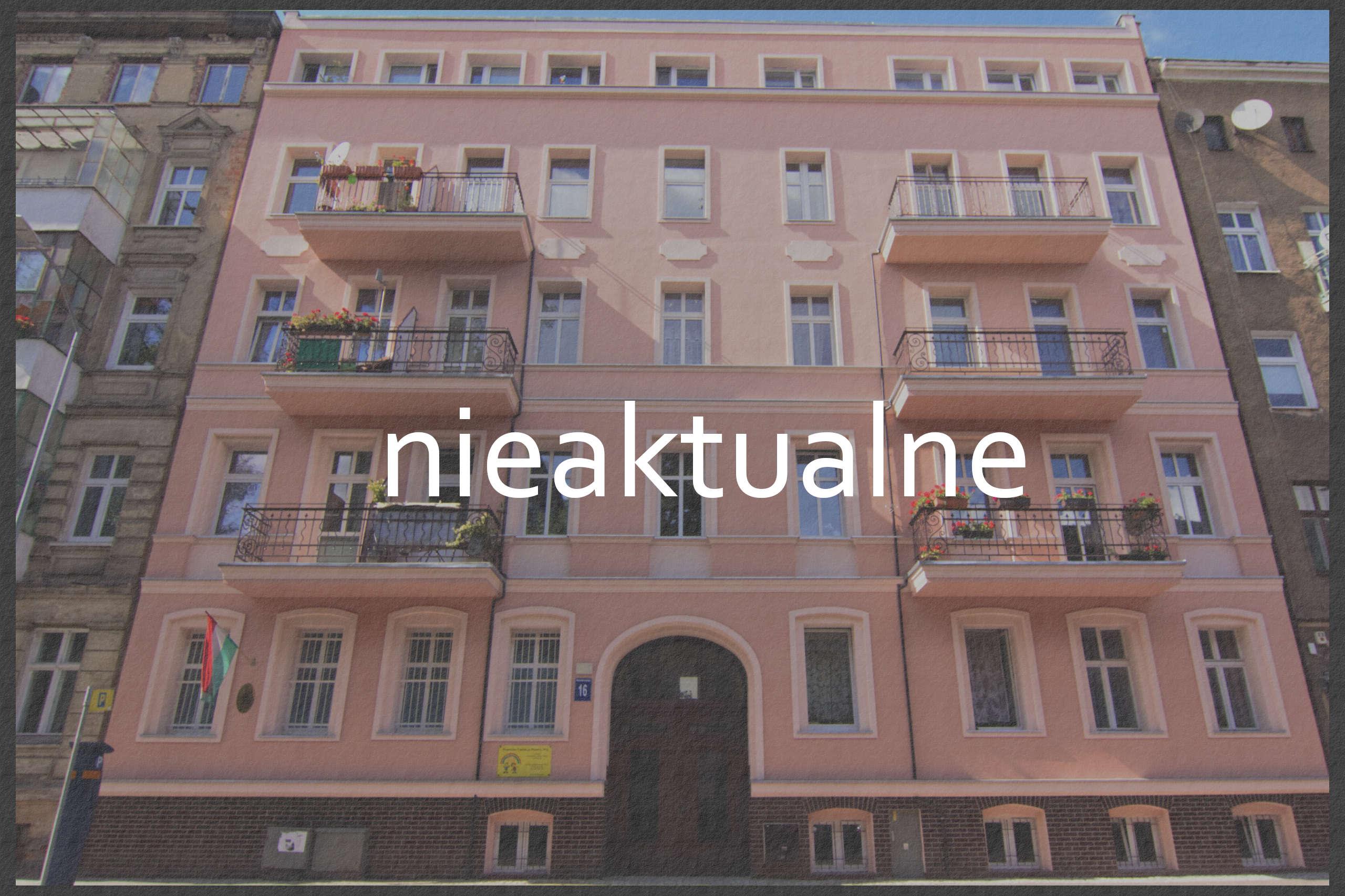 Kawalerka przy Niedziałkowskiego – adaptacja strychu