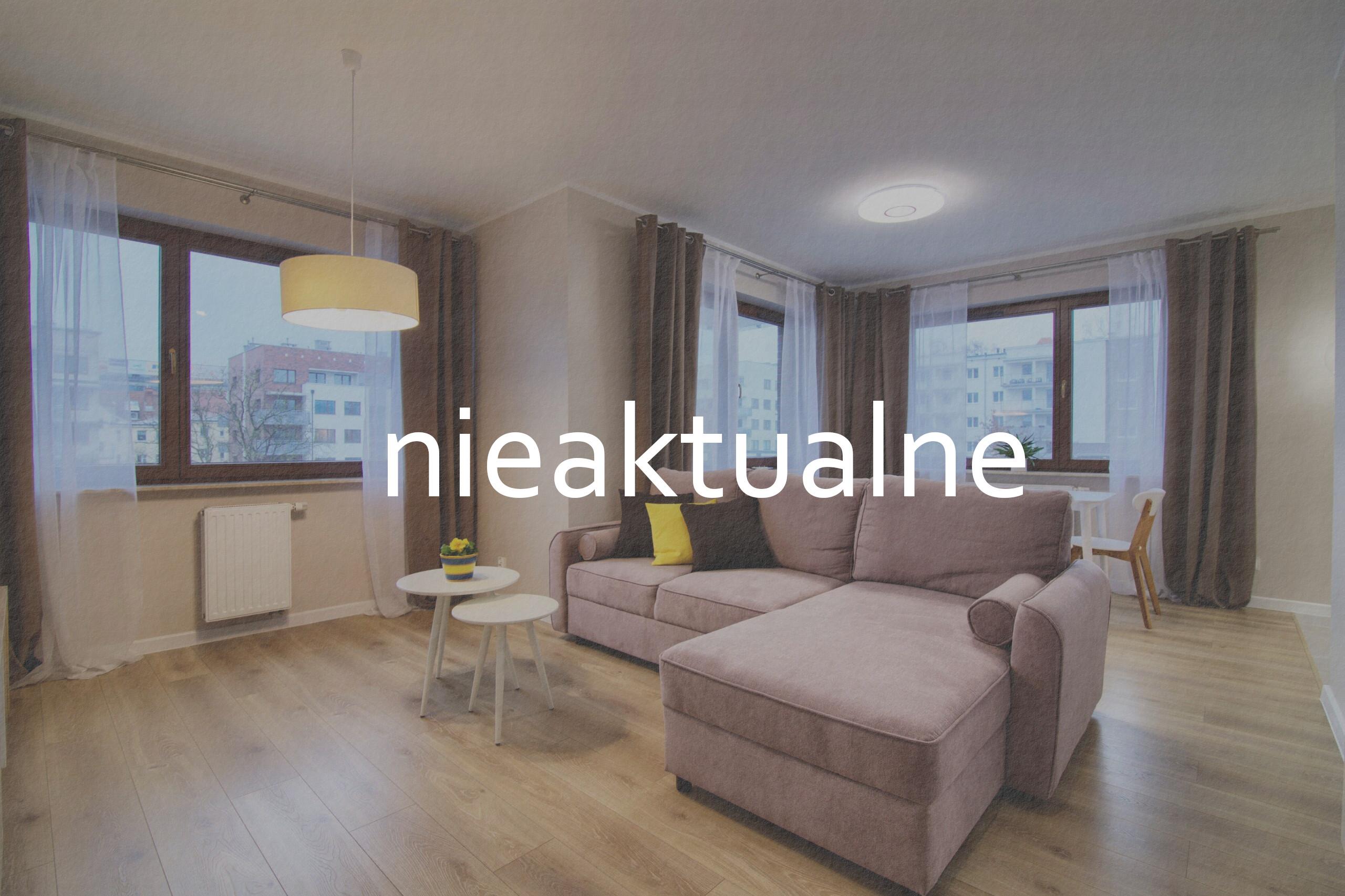 Mieszkanie z sypialnią i balkonem – 46 m2