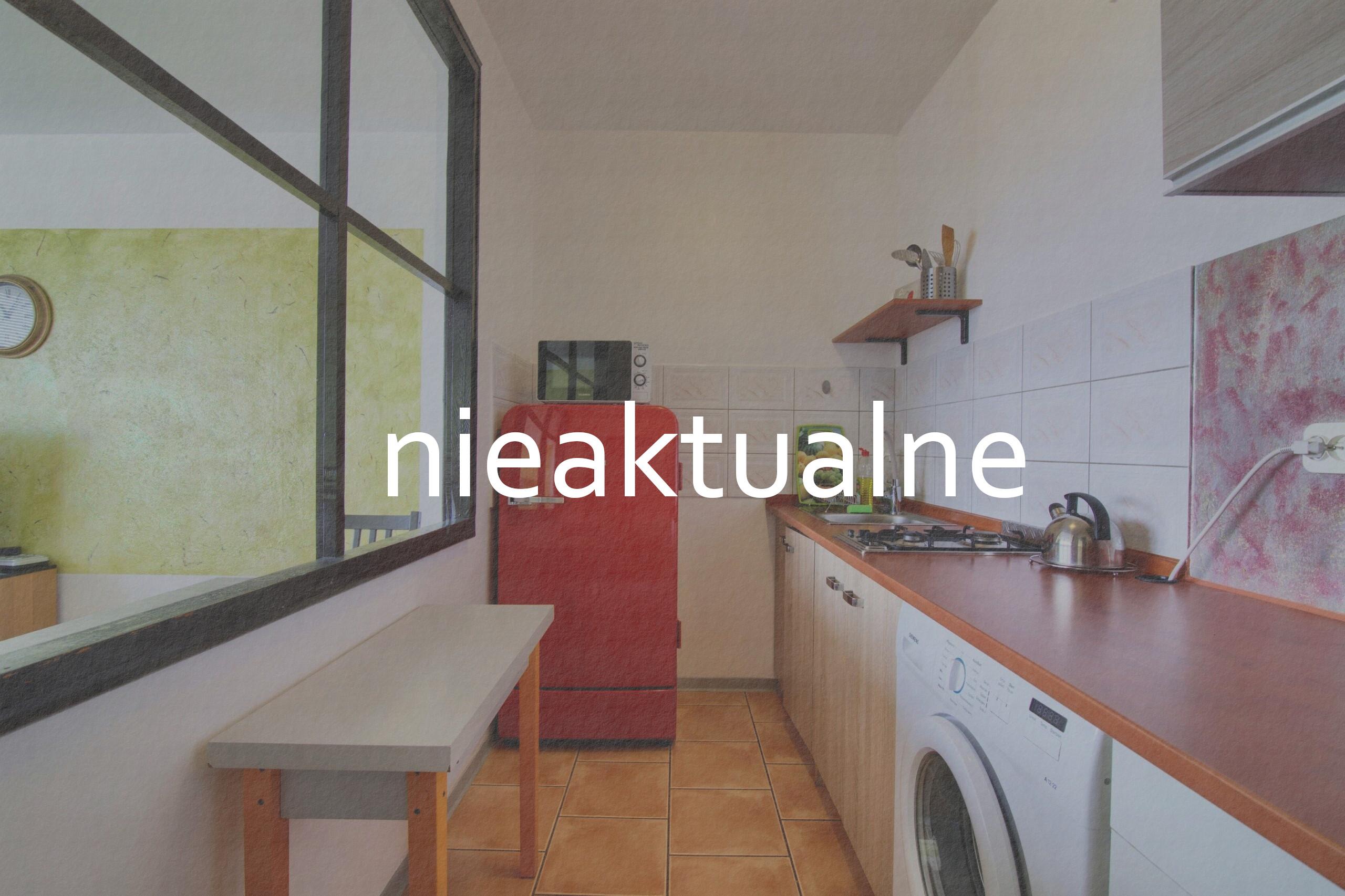 ul. Potulicka | Kawalerka z wydzieloną kuchnią i balkonem